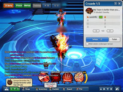 Pekalongan Cheats Lost Saga INA