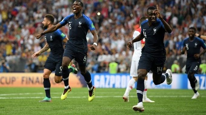Francia le ganó a Croacia y se coronó campeón de Rusia 2018
