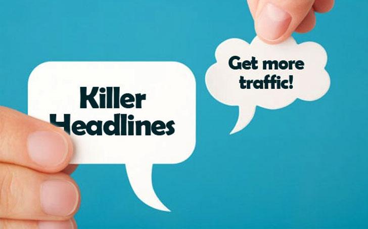 Tổng hợp hơn 200 công thức dành cho viết tiêu đề quảng cáo