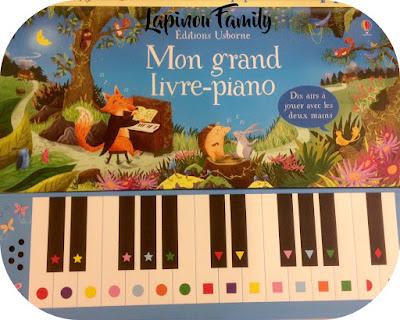 mon grand livre piano usborne