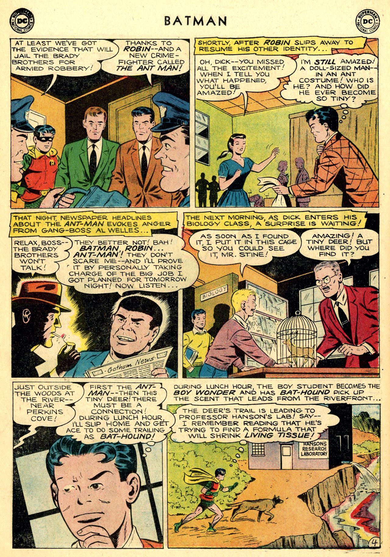Read online Batman: The Black Casebook comic -  Issue # TPB - 152