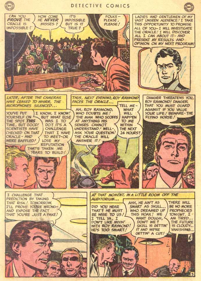 Read online Detective Comics (1937) comic -  Issue #160 - 19