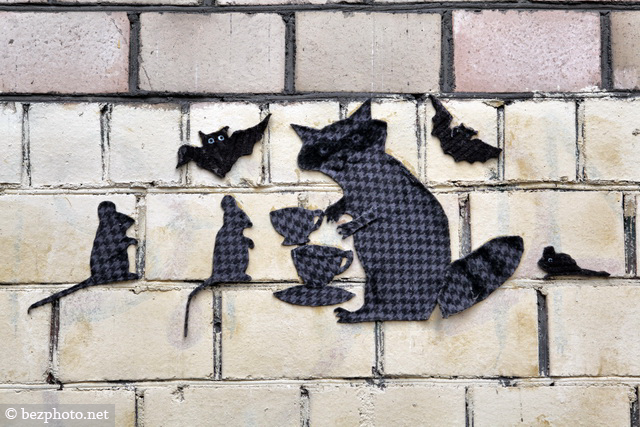 street art in moscow
