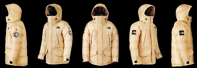 North Face Moon Parka Jacket