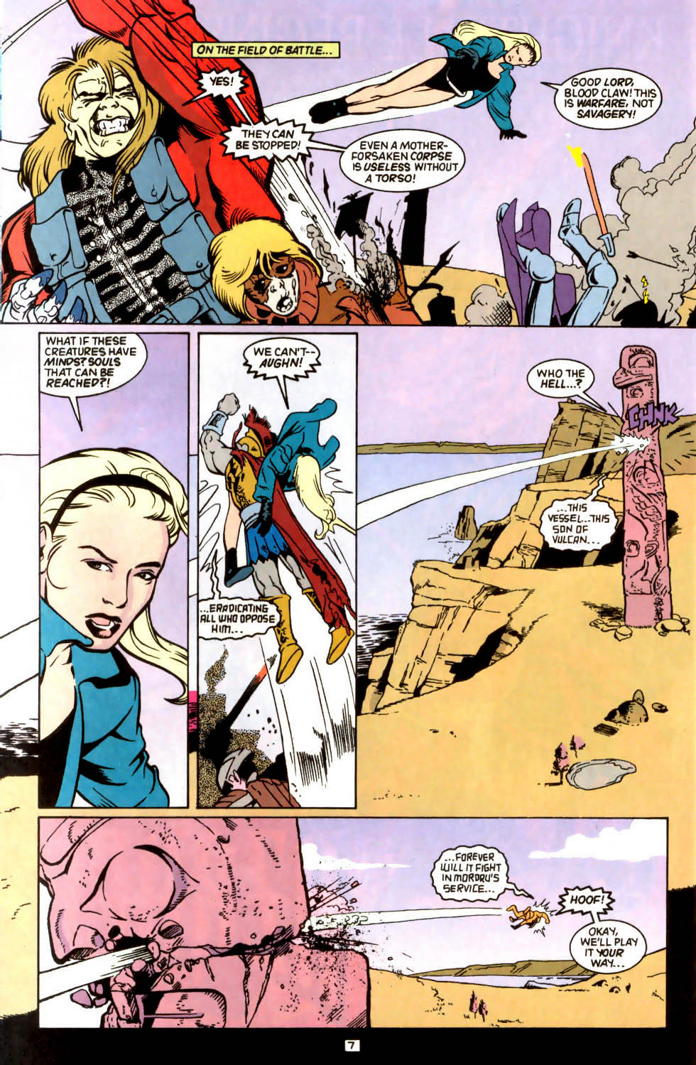 Legion of Super-Heroes (1989) 45 Page 6