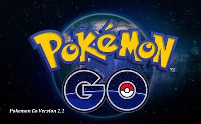 update pokemon go 1.1 terbaru