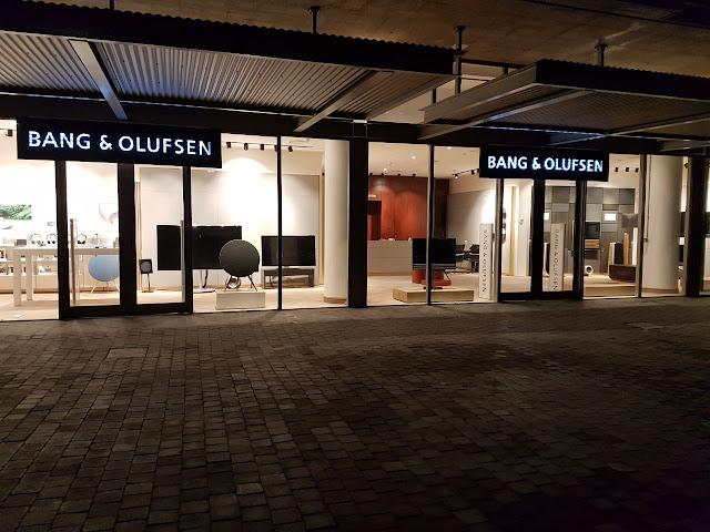 @BangOlufsenSA Opens at V&A Waterfront #CapeTown #LikeNoOneElse #BangOlufsenSilo