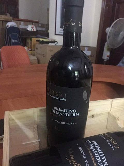 Rượu vang Patrasso