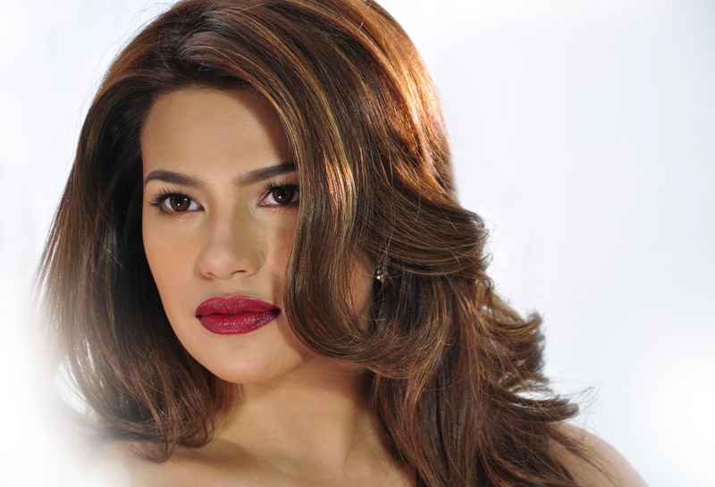 Indian bald denise laurel bold picture