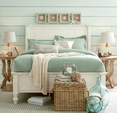above the bed wall decor ideas with a
