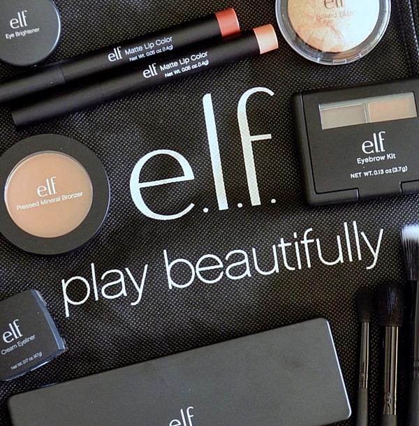 elf cosmeticos compras maquillaje