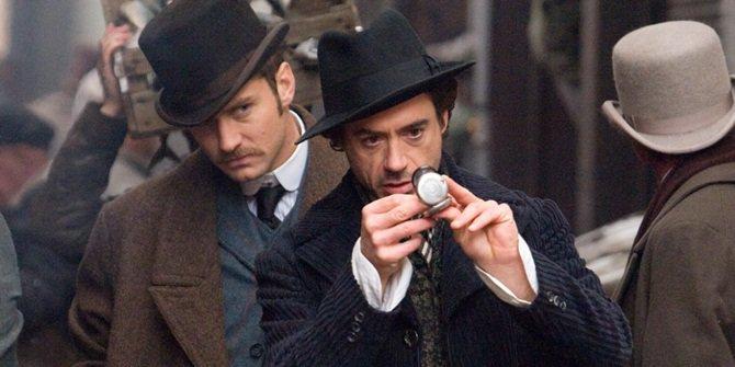 Kisah Pertarungan Sherlock Holmes Melawan Pencuri Terkenal
