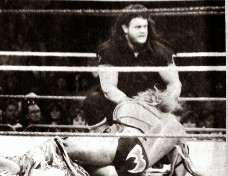 Classic Wrestling World Photos: The Undertaker Photos