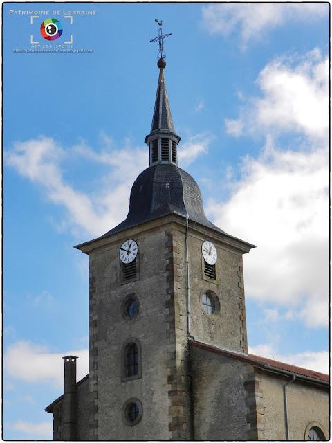 MARAINVILLER (88) - Eglise
