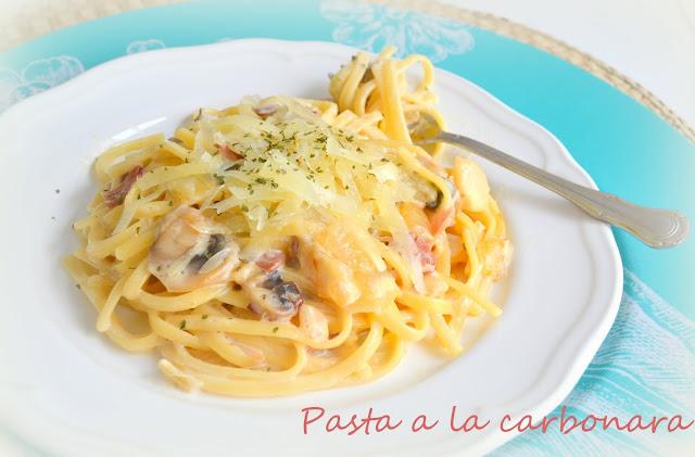 Recetas de pasta, macarrones, espaguetis, tallarines, salsa, carbonara, boloñesa, queso, carne picada, chino, oriental, cocina con marta