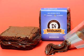 Marca niteroiense Di Brownie aposta no doce em diferentes versões