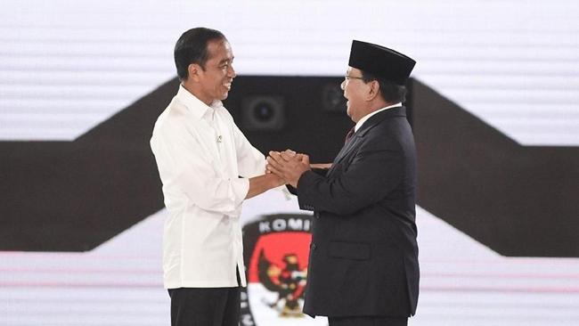 Situs Data KawalPemilu Besutan Cak Nun,  Jokowi 50,21%, Prabowo 49,79%