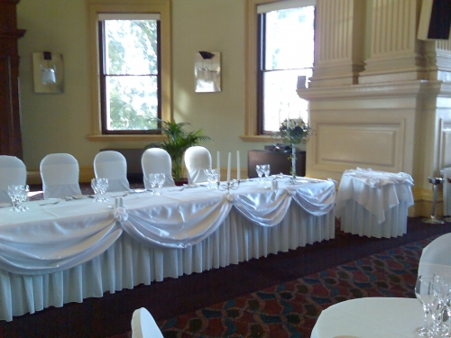Table Skirting Different Types Of Table Skirting With