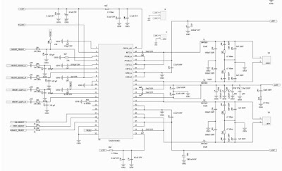 class-d power amplifier circuit
