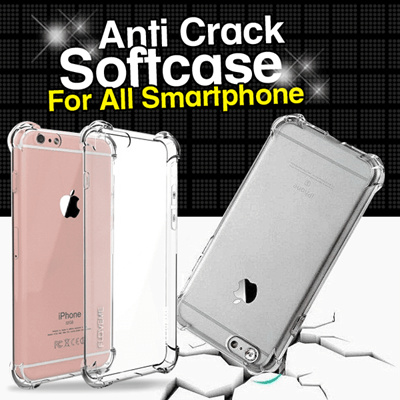 SOFTCASE ANTI CRACK Handphone