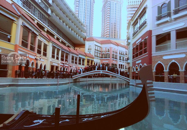 The Grand Canal in BGC