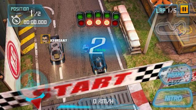 Game Balap Mobil Gratis Di Andorid - Mini Motor WRT Kecil-Kecil Seru!