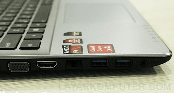 Spesifikasi Laptop ASUS X550Z