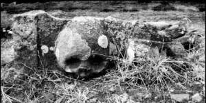 Makam Tengkorak di Swedia