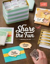 2015 Stampin' Up! Catalogue