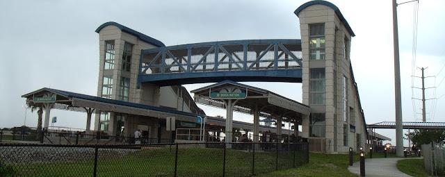 Estación de Boca Ratón en Yamato Road