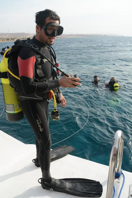 Aqaba Jordanië, duiken in de Rode Zee, vakantie in Jordanië