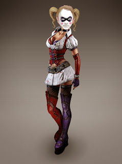 Play Harley Quinn's Revenge DLC for Batman Arkham City