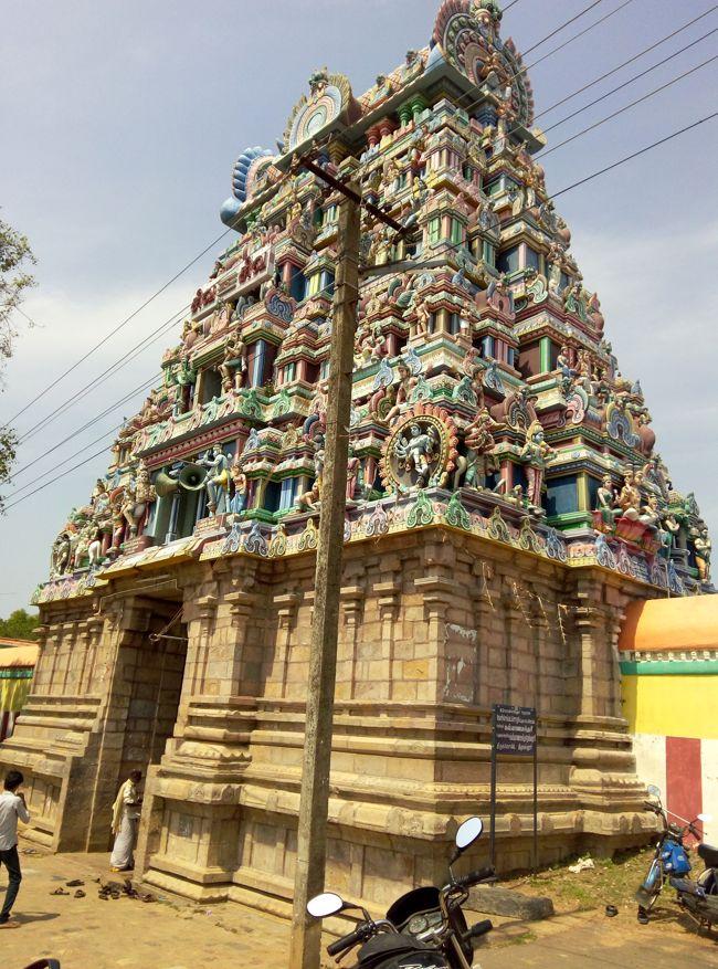 Sri Kalyana Sundareswarar Temple Raja Gopuram