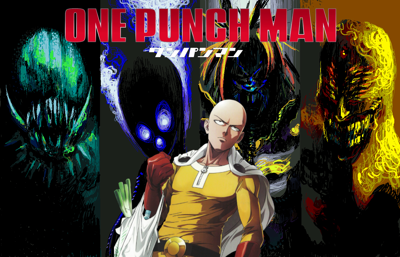 One Punch Man Episode 12 Ger Sub