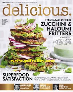 delicious Magazine February 2017