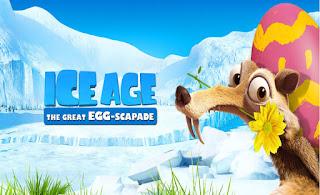 Ice Age Egg-Scapade 2016 -  Kỷ Băng Hà 5 Tìm Trứng