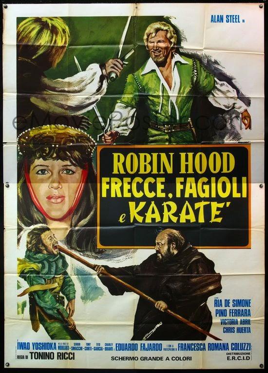 fäuste bohnen und karate 1973