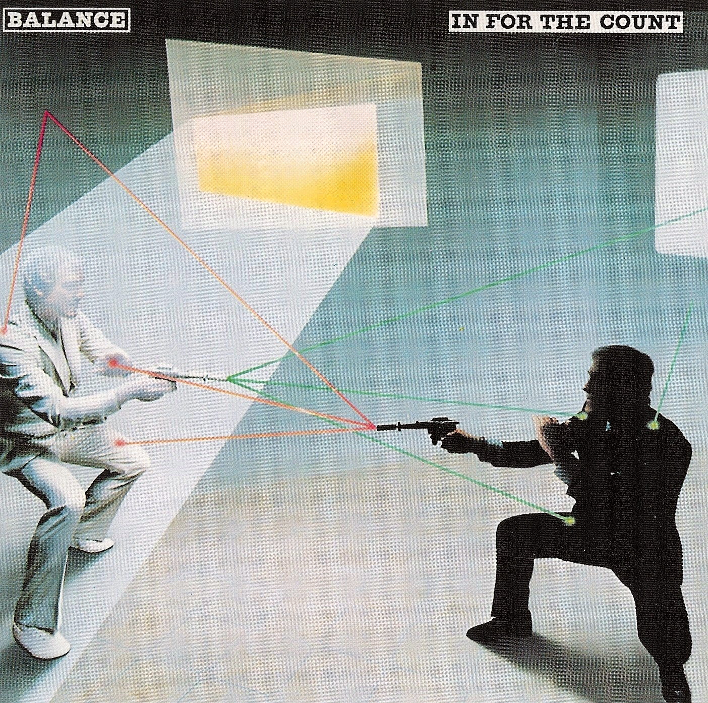 Balance In for the count 1982 aor melodic rock music blogspot albums bands
