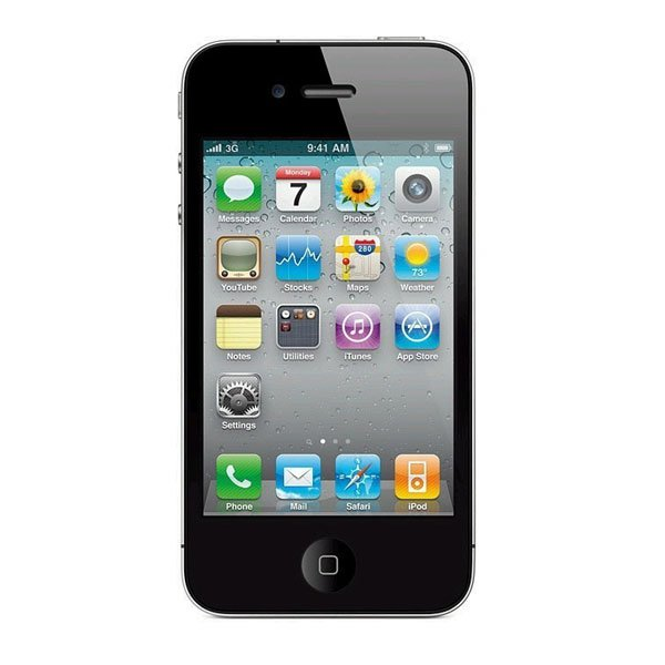 iPhone 4 16GB/32GB  Harga iPhone 4