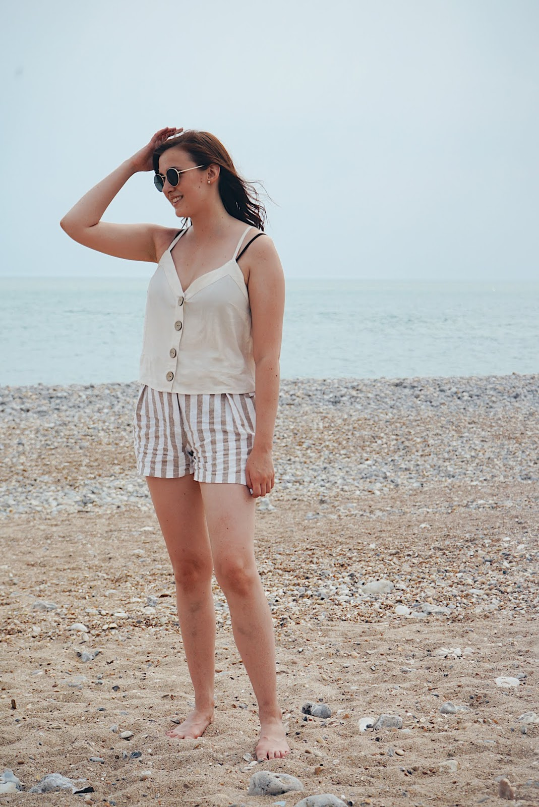 A Day At The Beach / Lauren Rose Style / Seven Sisters National Park / Summer Style