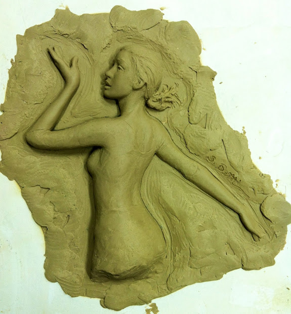 High Relief Sculpture Examples