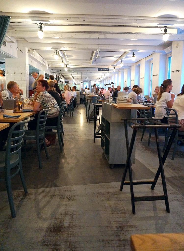 Euriental - fashion & luxury travel, restaurant B.A.R review in Stockholm, Sweden