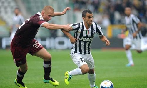 Juventus nỗ lực ghi bàn thắng