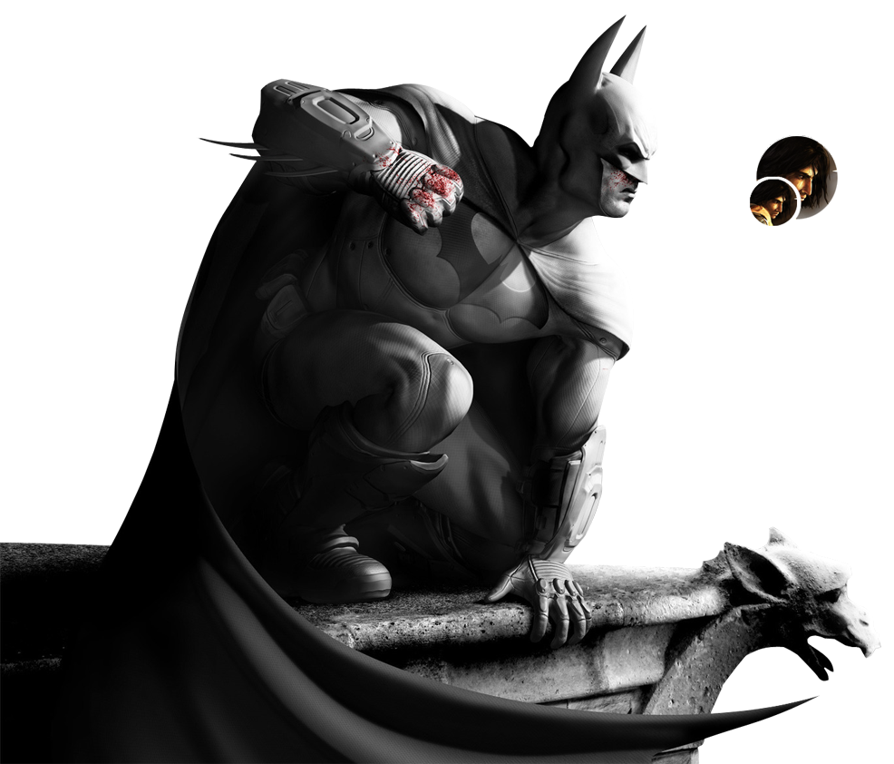 render Batman - Arkham City