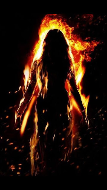 She survived because the fire inside her burned brighter than the fire around her #quote #inspirational #fire #woman