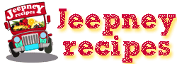 jeepney recipes