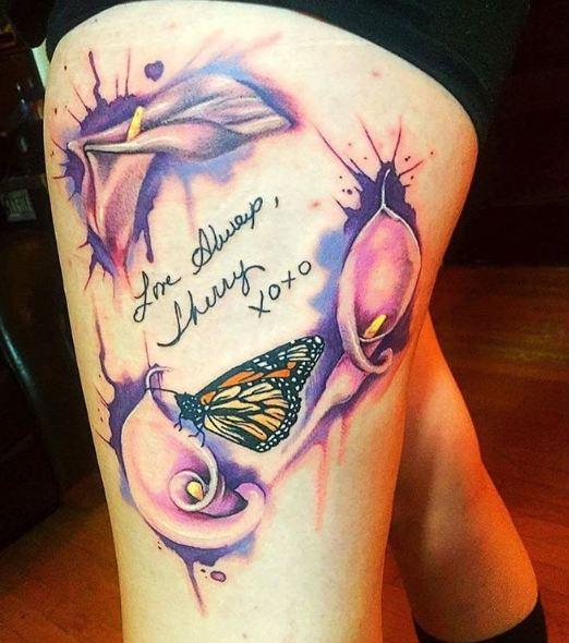 110 best memorial tattoos designs ideas 2018 tattoosboygirl part 5. Black Bedroom Furniture Sets. Home Design Ideas