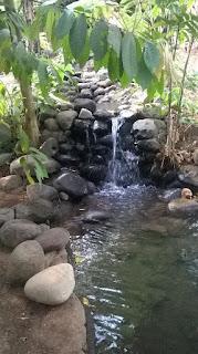 Air Mengalir Watugunung Hilangkan Stres