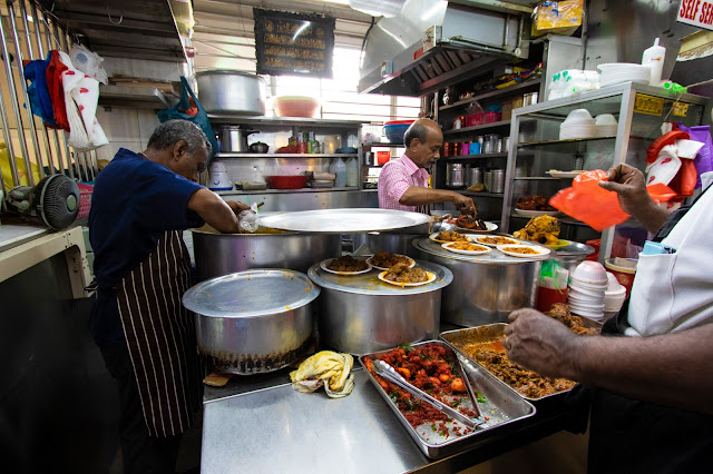Tekka market-Little India-Singapore