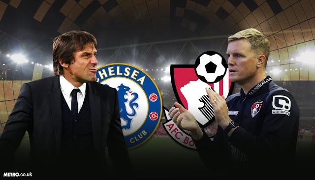 Prediksi Pertandingan Carabao Cup Chelsea vs Bournemouth